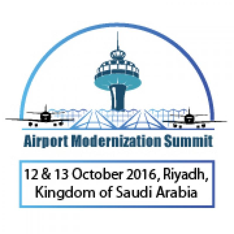 Airport Modernization Summit  2016, Riyadh, Kingdom Of Saudi Arabia